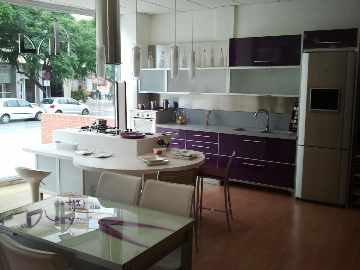 Mobiliario de cocina mod cebrano concepto siete for Mobiliario para cocina