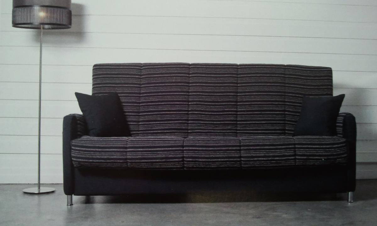 Sofa cama libro valeria concepto siete for Sofa cama de libro